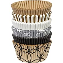 Wilton Industries 415-2872 150 Count Elegance Baking Cups Value Pack, Assorted