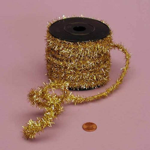 Mini Jj Cord (Gold Tinsel Wire, 1/2