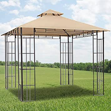 Quick Up Gazebo Replacement Canopy – RipLock 350