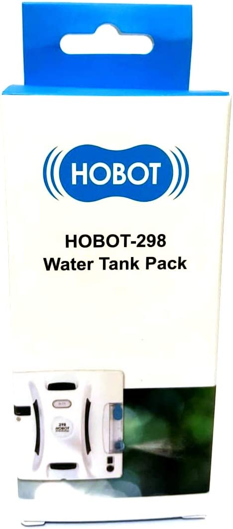 Spare cleaning cloths for wet cleaning made of microfiber for HOBOT-268//288//298 Yellow, set of 3 pieces