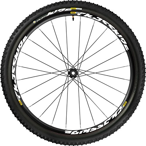 Mavic Crossride 26'' Mountain Front Wheel + 26x2.4 Quest Tire by Mavic (Image #1)