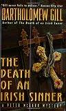 The Death of an Irish Sinner, Bartholomew Gill, 0380808641