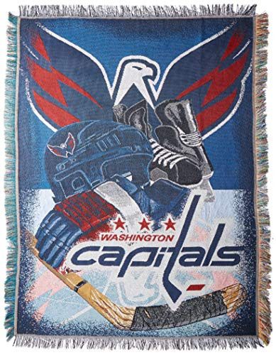 Officially Licensed NHL Washington Capitals