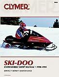 Ski-Doo Snowmobile 90-95 (Clymer Snowmobiles)