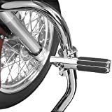 Show Chrome Accessories 21-334 Highway Round Rail Peg System