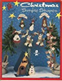 img - for Simple Shapes: Christmas book / textbook / text book