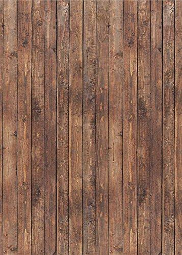 Room Setter - amscan Wood Scene Setter Room Roll,