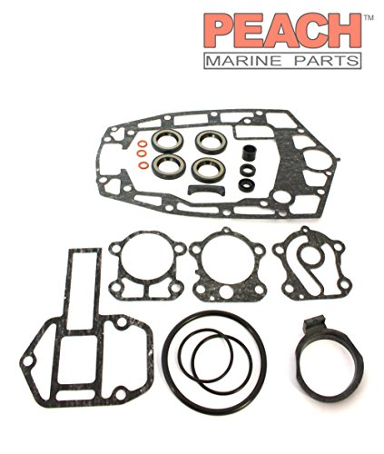 Amazon Com Peach Marine Parts Pm 688 W0001 22 00 Lower Unit Gasket