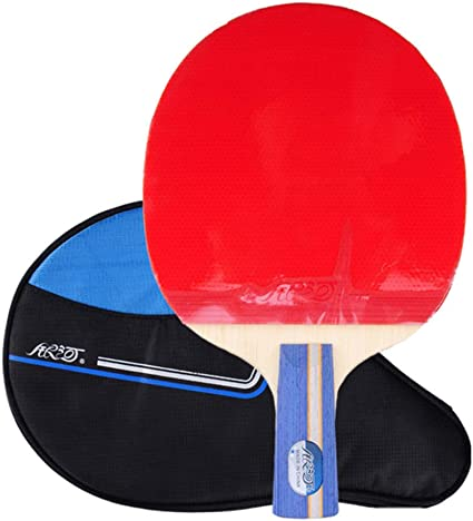 XGGYO 5 Star Professionale Racchette da Ping Pong, 5 Strati