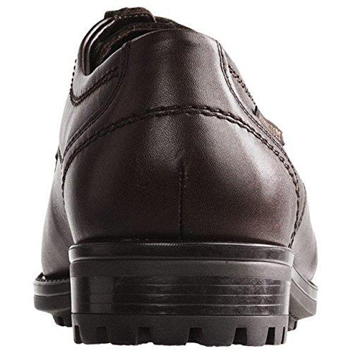 lacets à ville marrón de Marron Mephisto Chaussures pour oscuro homme pq1x4w7Pfn