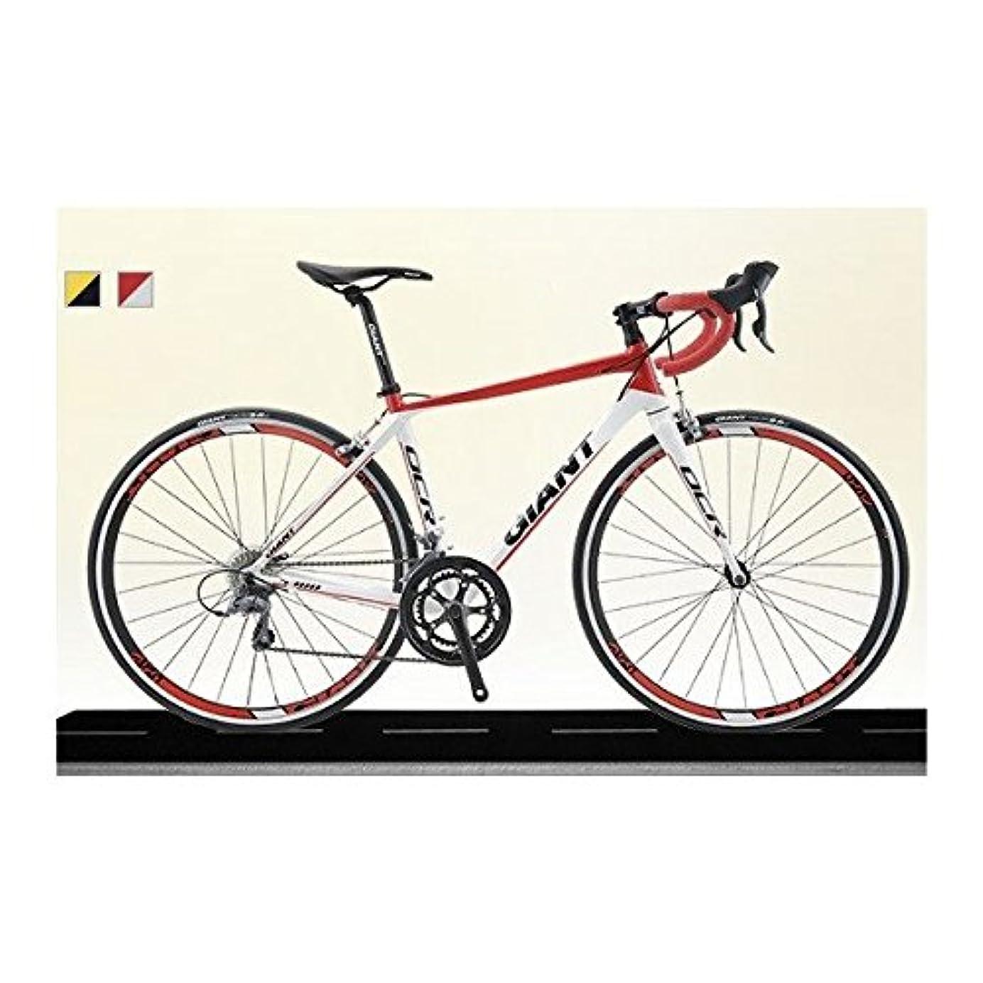 優雅な今日出発するBIANCHI(ビアンキ) クロスバイク C?SPORT Matt CK-Black/White 55 55サイズ