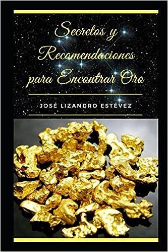Secretos Y Recomendaciones Para Encontrar Oro: Amazon.es: José Lizandro Estévez: Libros