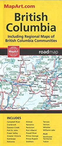 British Columbia, Road Map