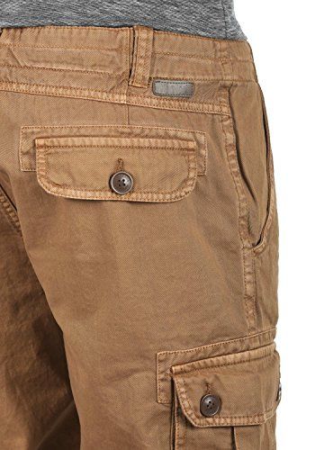 effen Vizela Katoen Korte Cargo Bermuda Fit 100 5056 Shorts Regular Broek Cinnamon Heren g1wdr1