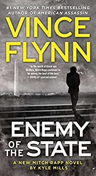 Enemy of the state book kyle mills