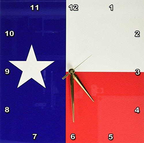 3dRose dpp_158447_2 Flag of Texas TX US American United S...