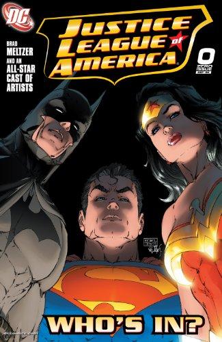 Justice League of America (2006-2011) #0