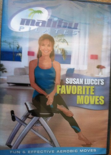 (Malibu Pilates Susan Lucci's Favorite Moves Fun and Effective Aerobic Moves DVD)