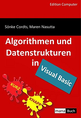 Algorithmen und Datenstrukturen in Visual Basic (German Edition) pdf epub