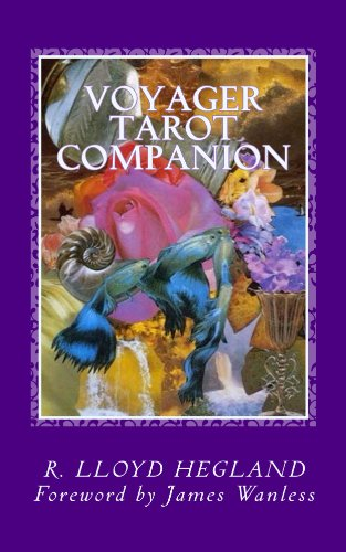 Deck Voyager - Voyager Tarot Companion: Magical Verses For A Magnificent Voyage