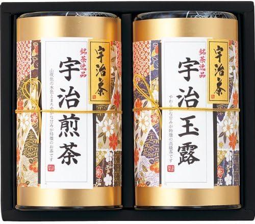 芳香園製茶 宇治銘茶詰合せ HEU-402