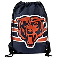 NFL unisex-adult Drawstring Backpack by Forever Collectibles