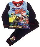 Kids Paw Patrol Boys Pjs Pyjamas Sleepwear Ages 12-18 Months to 5 Years (2-3 years)