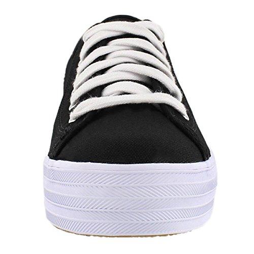 Tpl White Can Wht Kick Sneaker Blk Core Keds Damen pOxR5HXw