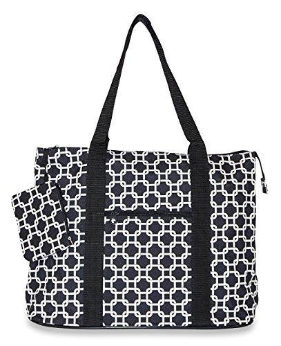 Ever Moda Chain Tote Bag X-Large