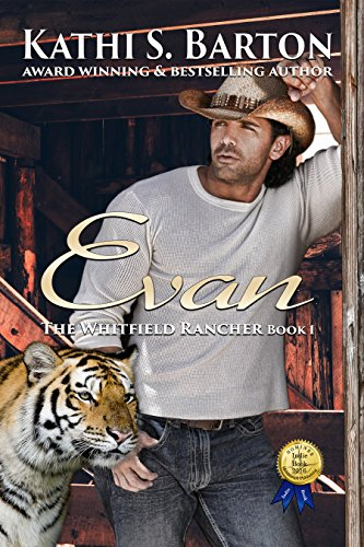 Evan: The Whitfield Rancher – Erotic Tiger Shapeshifter Romance