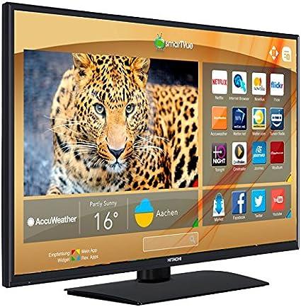 LED TV HITACHI 32 32HB4T41 / HD Ready/Smart TV/WiFi Ready/USB ...