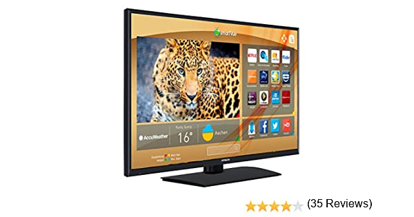 LED TV HITACHI 32 32HB4T41 / HD Ready/Smart TV/WiFi Ready/USB /.: Amazon.es: Electrónica