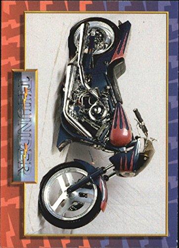 Pro Street Collector (1993 Thunder Custom Motorcycles #25 1984 Softail - Pro Street - NM-MT)