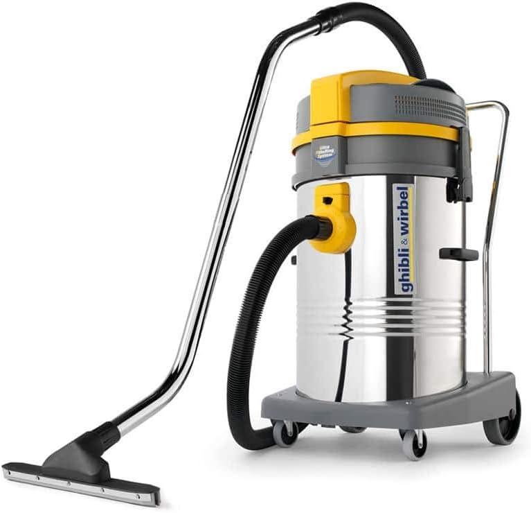Aspiradora en seco y húmedo GHIBLI WIRBEL - 80L - 2500W - POWER WD 80.2 I: Amazon.es: Bricolaje y herramientas