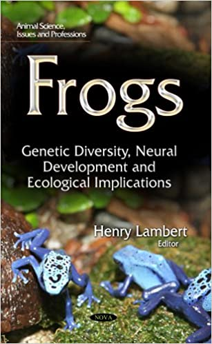 FROGS GENETIC DIVERSITY NEURAL DEVEL (Animal Science, Issues and Professions)