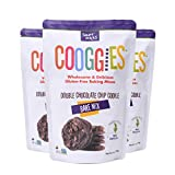Cooggies Gluten Free Baking Mix, Double Chocolate Chip Cookie, Grain Free, 39 Ounce (Pack of 3)