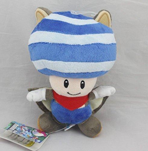 Super Mario Bros Musasabi Flying Squirrel Toad 8