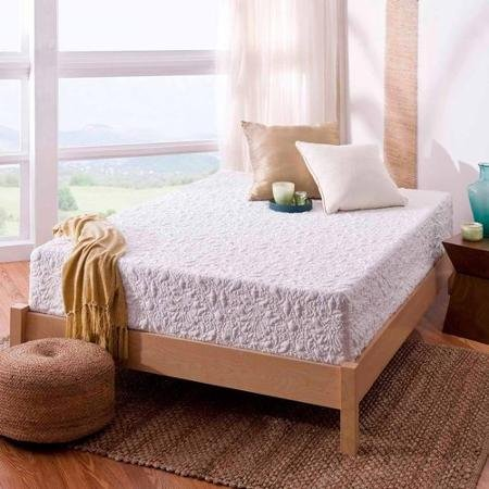 "Spa Sensations 12"" Theratouch Memory Foam Mattress: Multi..."