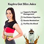 Kapiva Get Slim Juice – 1L | Helps Burn Fat Naturally | Goodness of 12 Ayurvedic Herbs | Weight Management & Digestion…