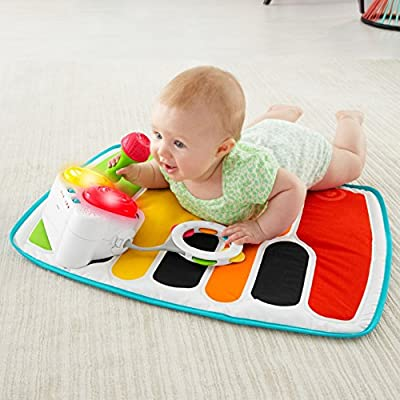 Fisher-Price 4-in-1 Step 'n Play Piano : Baby