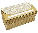 Juvale 100-Pack Currency Envelopes for Cash