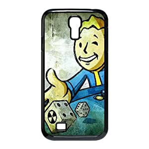 Vault Boy Fallout Game Samsung Galaxy S4 90 Cell Phone Case Black yyfabc-441517