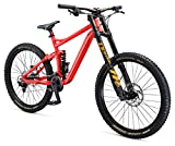 Mongoose Boot'r 27.5'' Down Hill Bicycle, Red, 15''/Small