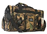 Mens Large 22'' Duffel Duffle Military Molle Tactical Cargo Gear Shoulder Strap Travel Bag