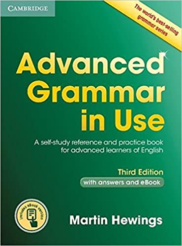 Buy advanced grammar in use book with answers and interactive ebook buy advanced grammar in use book with answers and interactive ebook a self study reference and practice book for advanced learners of english cambridge fandeluxe