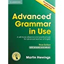 Advanced Grammar in Use Book With Answers and Interactive...