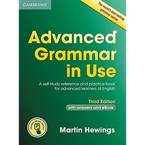 Advanced english grammar amazon advanced grammar in use book with answers and interactive ebook a self study reference and practice book for advanced learners of english cambridge fandeluxe Images