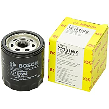 Bosch 72161WS / F00E369832 Workshop Engine Oil Filter