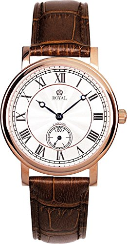 ROYAL LONDON watch small second 40069-06 Men's [regular imported goods]