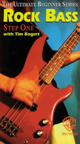 (Ultimate Beginner Rock Bass: Video (The Ultimate Beginner Series))